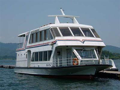 磐梯観光船,桧原湖遊覧船
