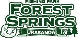 裏磐梯フォレストスプリングス,釣り,ロゴ